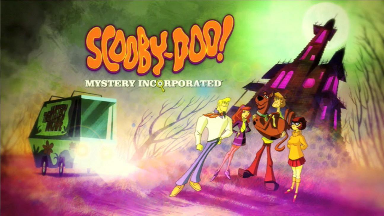 Assistir Scooby Doo Mystery Incorporated Online (Legendado)