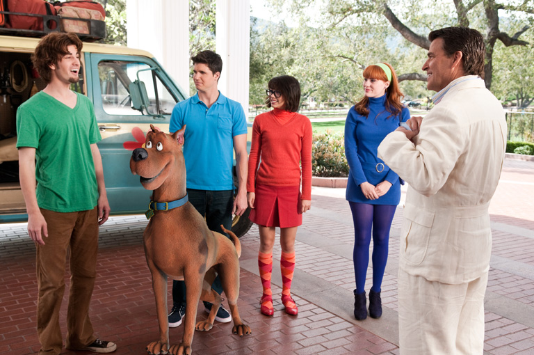 Scooby Sequel Becomes Cartoon Network's Highest Rated Program of the Year