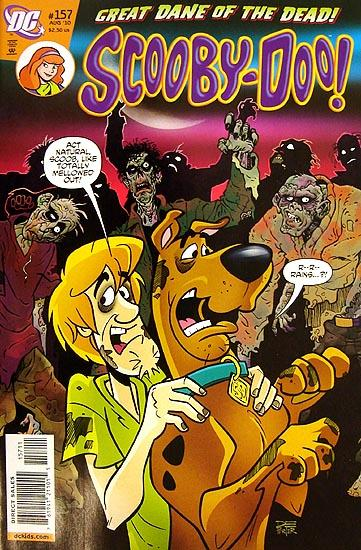 Review: Scooby Doo #157