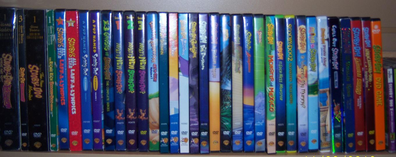My Scooby Collection Part Redux Scoobyfan Net