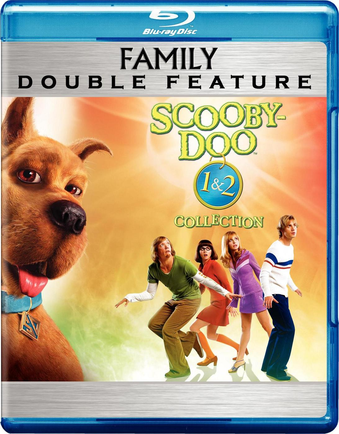 Review: Scooby Doo 1&2 Collection{Blu-Ray}
