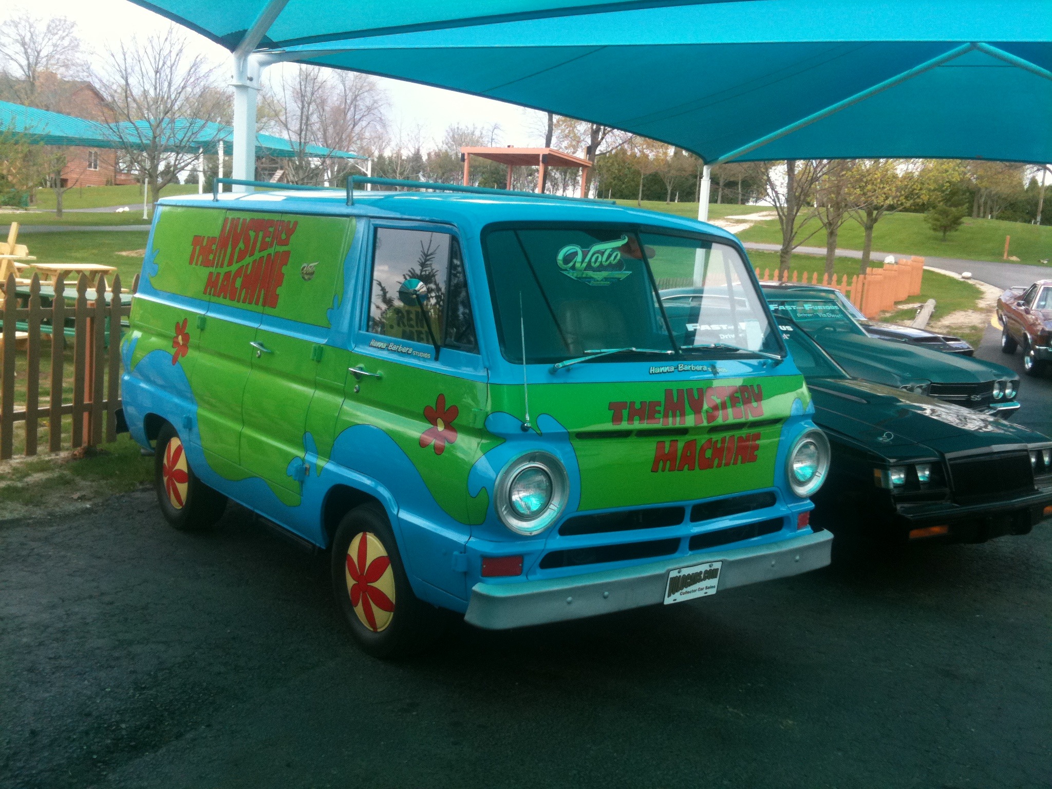 Wanna Own The Mystery Machine?