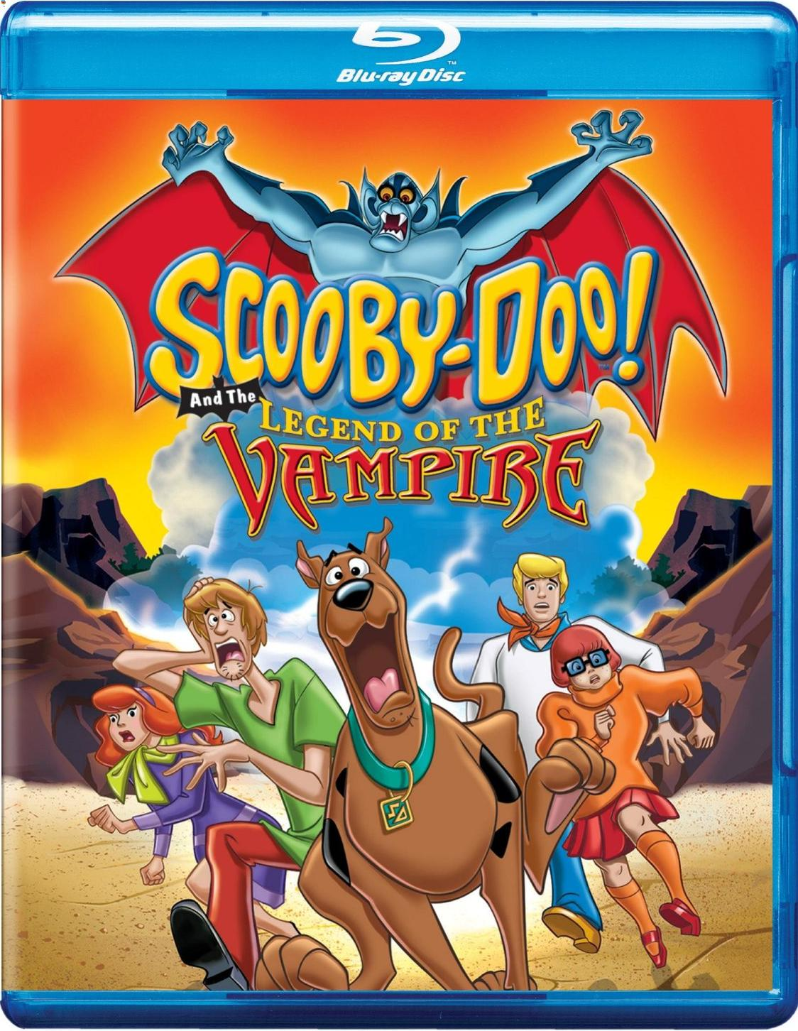 Four More Scooby Titles On Blu-Ray