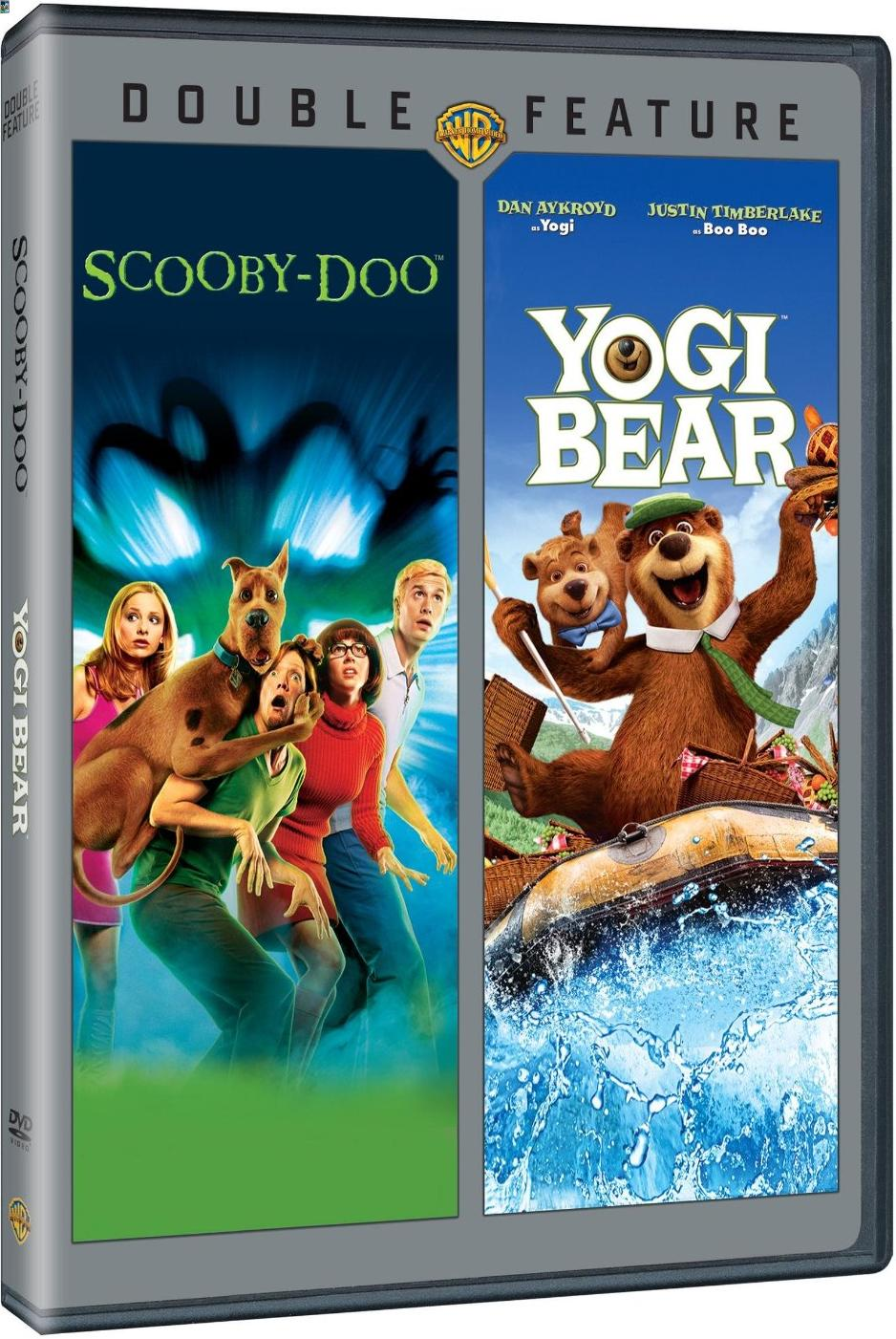 Scooby-Doo/Yogi Bear Double Feature Coming in February