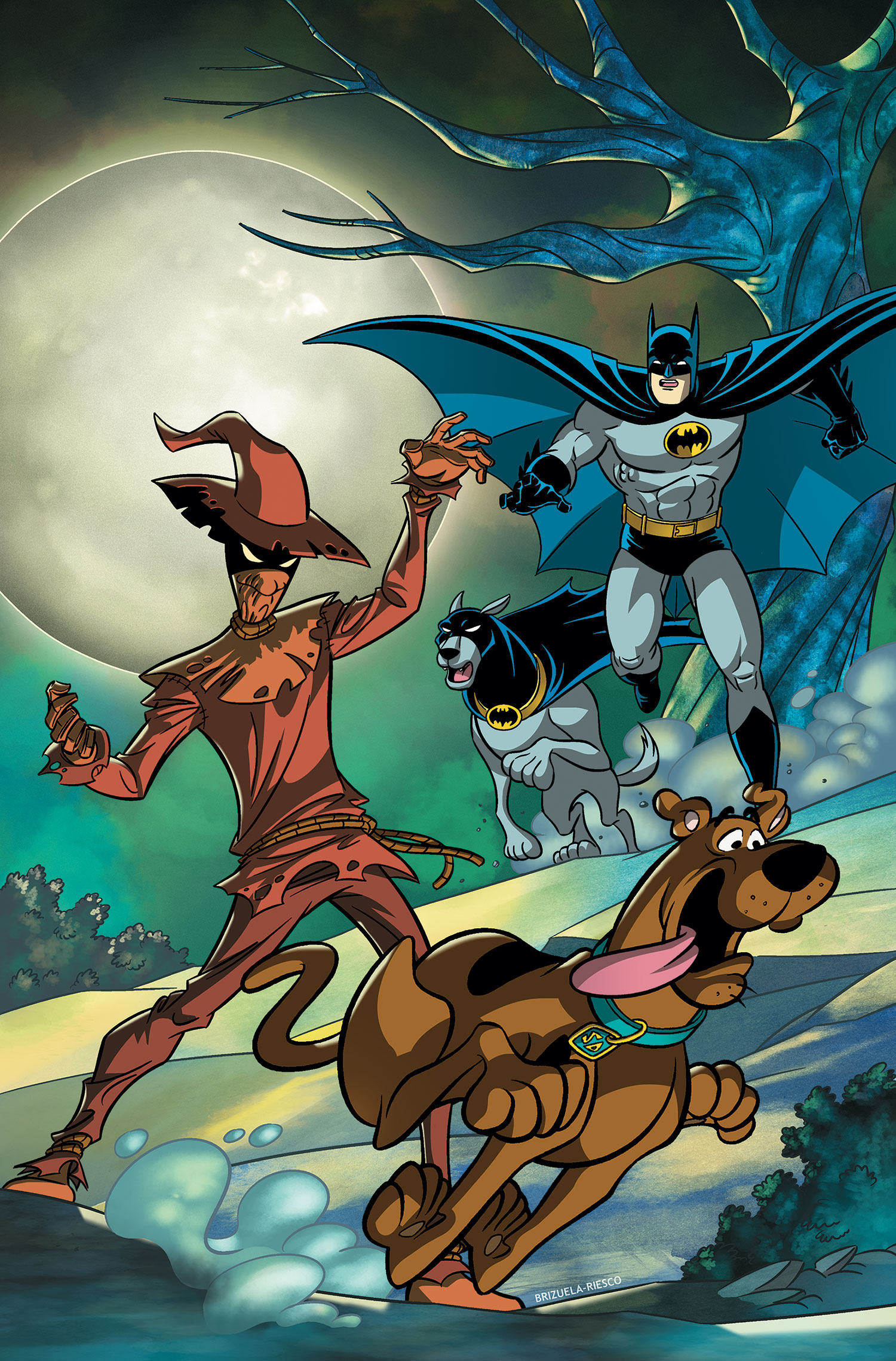 Scooby-Doo Team-Up #2 Review #2