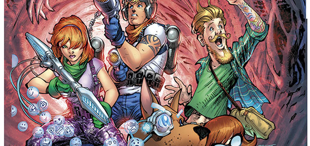 The Scooby Apocalypse Is Coming From DC Comics