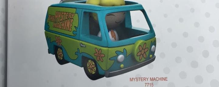 First Look at the Scooby-Doo Dorbz Line