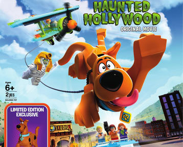 LEGO Scooby-Doo! Haunted Hollywood Coming This May