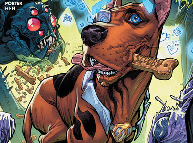 "New ""Scooby Apocalypse"" Details From Wondercon"