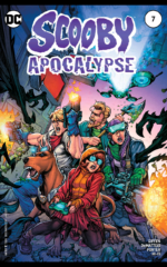 Scooby Apocalypse #2-7 Review